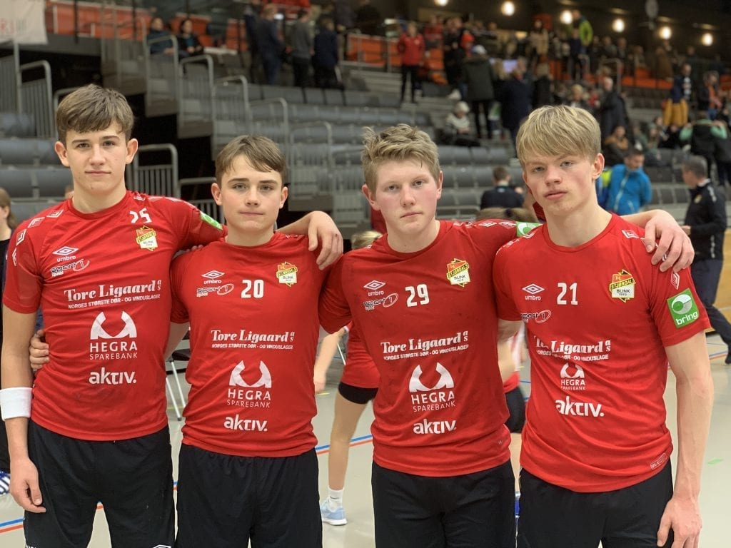 Selbyggene som spiller i Bringserien for Stjørdals-Blink.