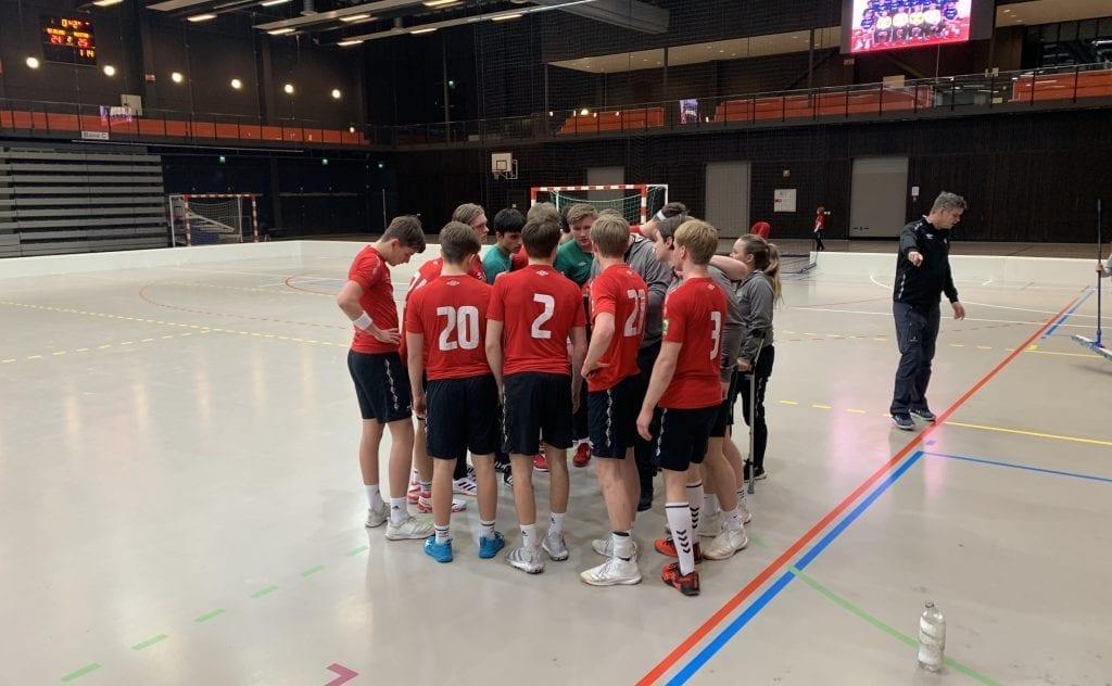Stjørdals-Blink tar timeout i Bringserien.