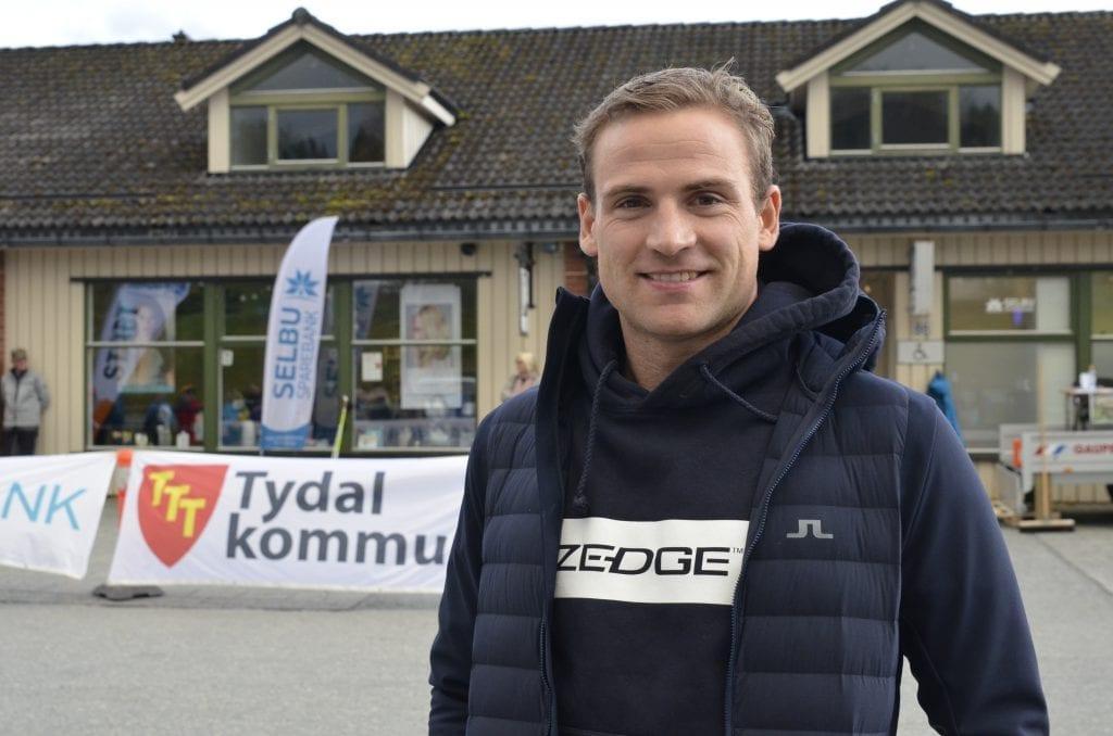 Niklas Dyrhaug og Magnus Stensås Ski NM