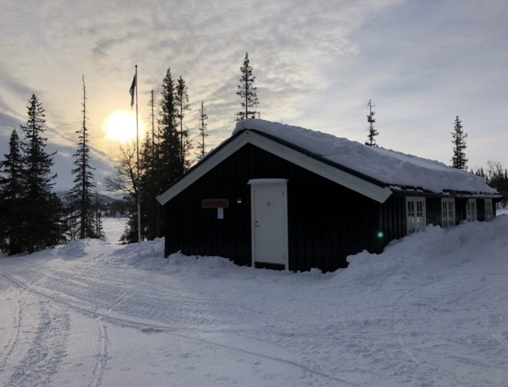 På Røvassbu blir det bursdagsfeiring førstkommende søndag. Foto: Ingvild Opphaug