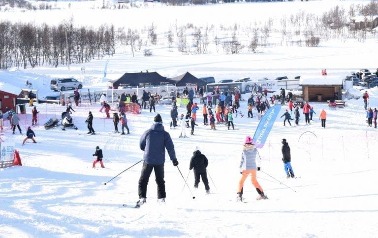 Vinterfesten ved Tydal Skisenter er blitt et populært arrangement blant både fastboende, hyttefolk og andre tilreisende.