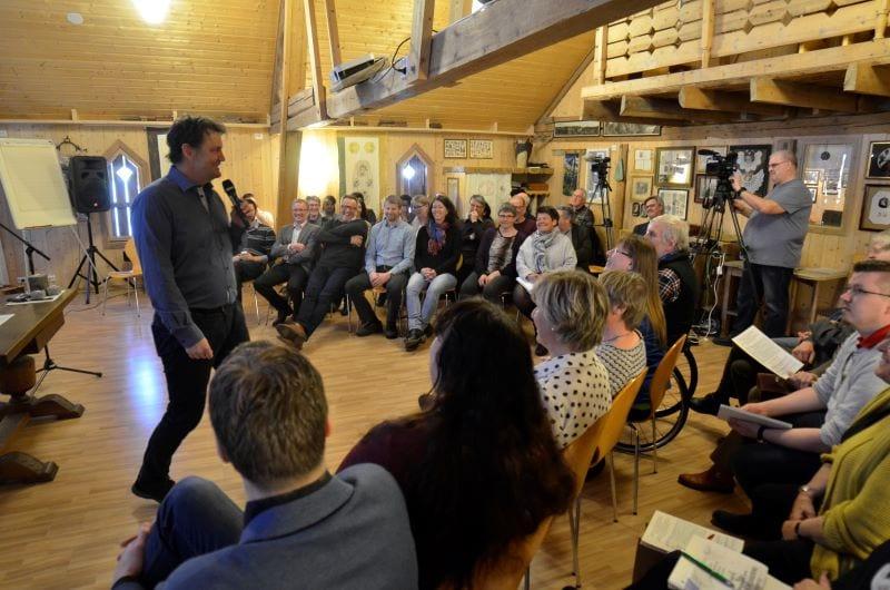 «Mennesker på vandring. Integrering i bygd og by» var temaet for årets Granbykonferanse. Nå er det besluttet at konferansen avlyses.