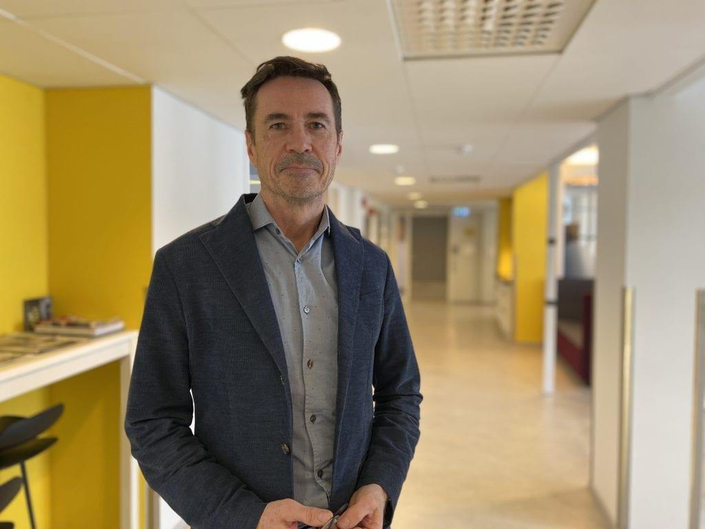 -Den viktigste dugnaden du er med på nå, er å bidra til å hindre smittespredning av koronavirus, sier kommuneoverlege Leif Edvard Muruvik Vonen.