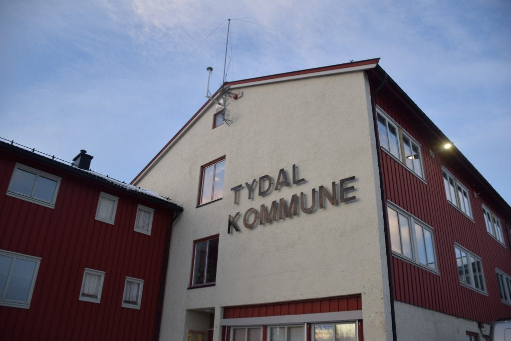 Rådhuset i Tydal