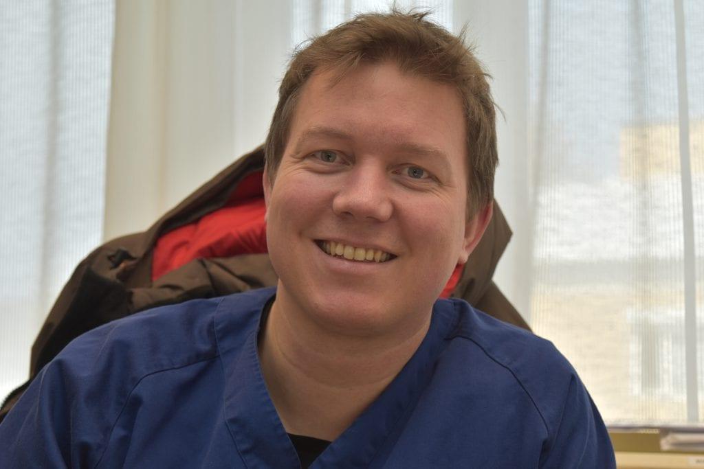 Fastlege Ole Dybro Kjeldsen
