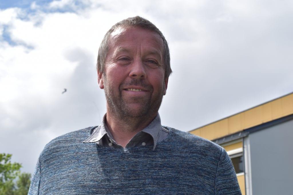 - Det er viktig å tenke på dyrevelferden oppi dette, sier John Renå fra Selbu Sau og Geit. Han er frustrert over avslag på søknad om felling av bjørn. Arkivbilde.
