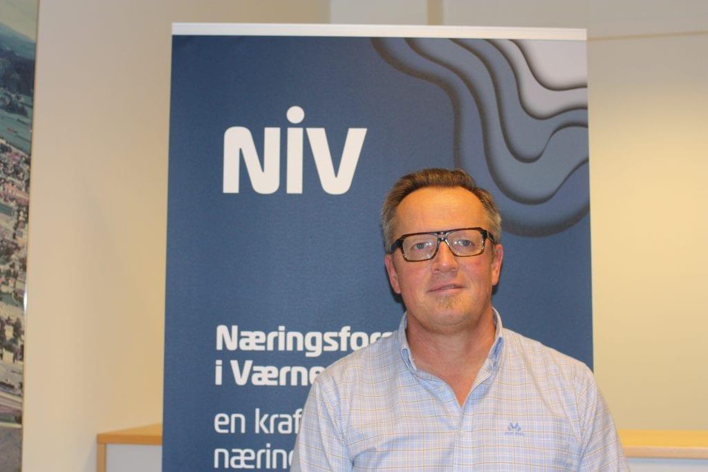 Jon Uthus er daglig leder for Næringsforeningen i Værnesregionen er ansvarlig for Matfestivalen avdeling Stjørdal. Han håper på store besøkstall og mange boder slik at det blir smaker fra fjell til fjord. Foto: privat