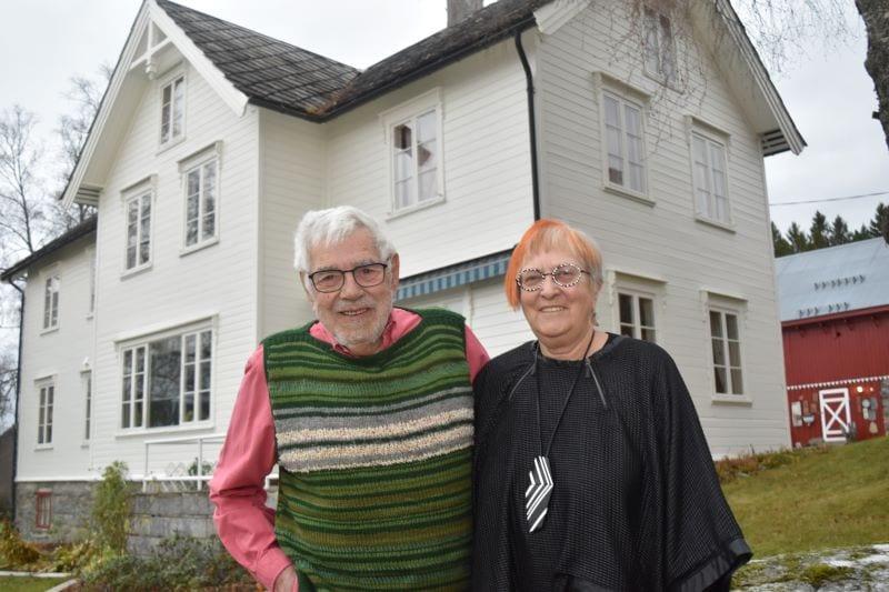 -Vi er inne i siste runde og måtte foreta et valg. Granby AS ble det rette for oss. Til Ola Morten og Per Ove vil vi si at det er modig å satse så stort og vi håper inderlig at dere lykkes, sier ekteparet Inger Granby og Åge Sandvold.
