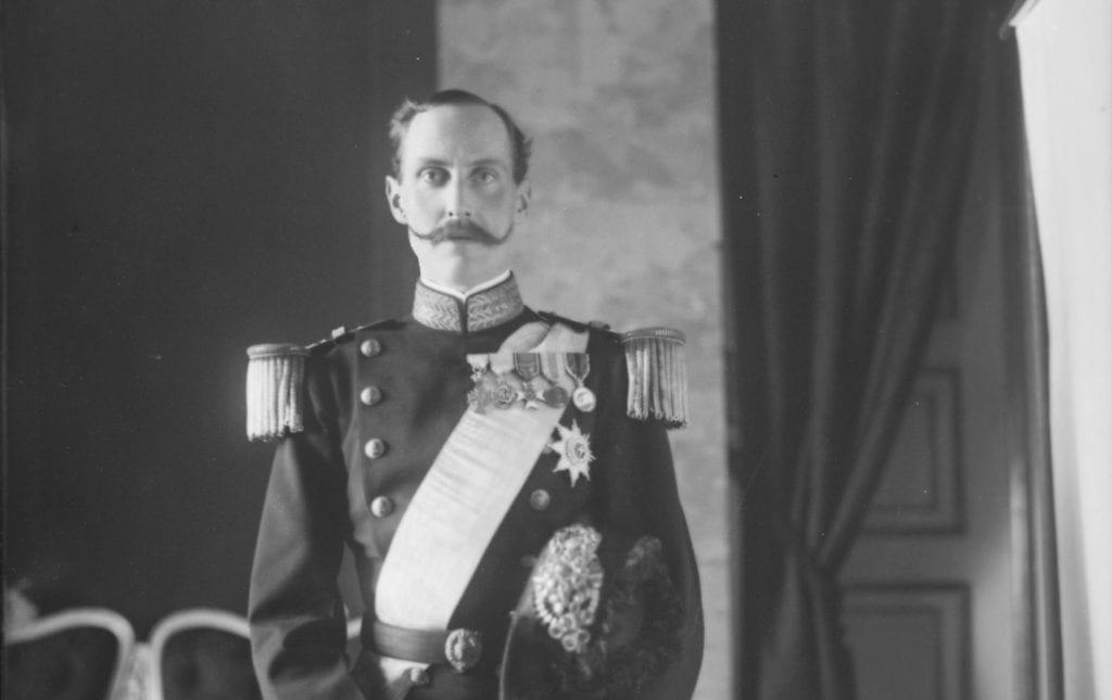 Var det Kong Haakon som var på hyttebesøk i Selbu den sommerdagen for lenge siden?
