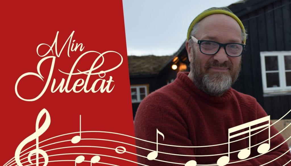 Det er 1.juledag, og Lars Lien deler om sitt forhold til julemusikk (del 5 av 11).