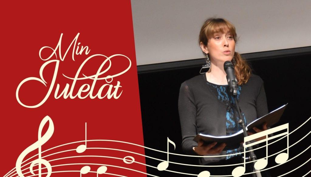 May-Britt Wagnild har mange fine tanker om julemusikk (del 10 av 11).