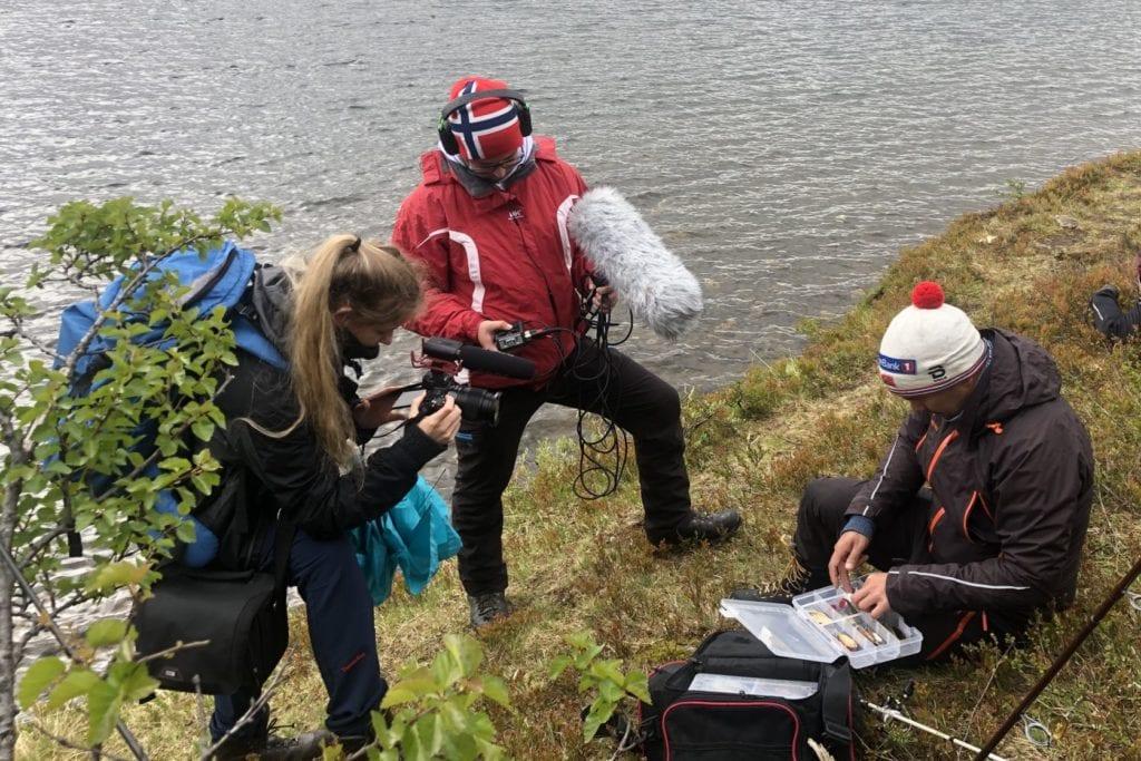 Fiskefilm - Christer Storrønning