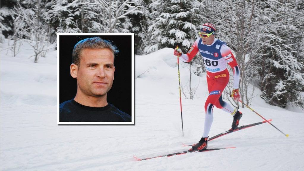 - Løpet på mandag er et av de bedre løpene jeg har gjort siden operasjonen, sier Niklas Dyrhaug. Foto: Ingar Lien/Svein Hilmo