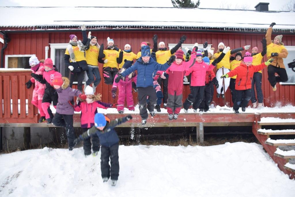 Aktivitetsdag på Granlund