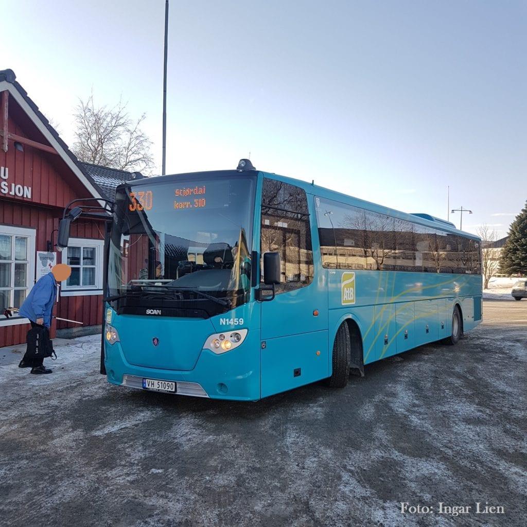 Ordførerne i Selbu og Tydal aksepterer ikke fordobling av billettprisen mellom Selbu og Stjørdal, eller 50 prosent øning mellom Tydal og Stjørdal.