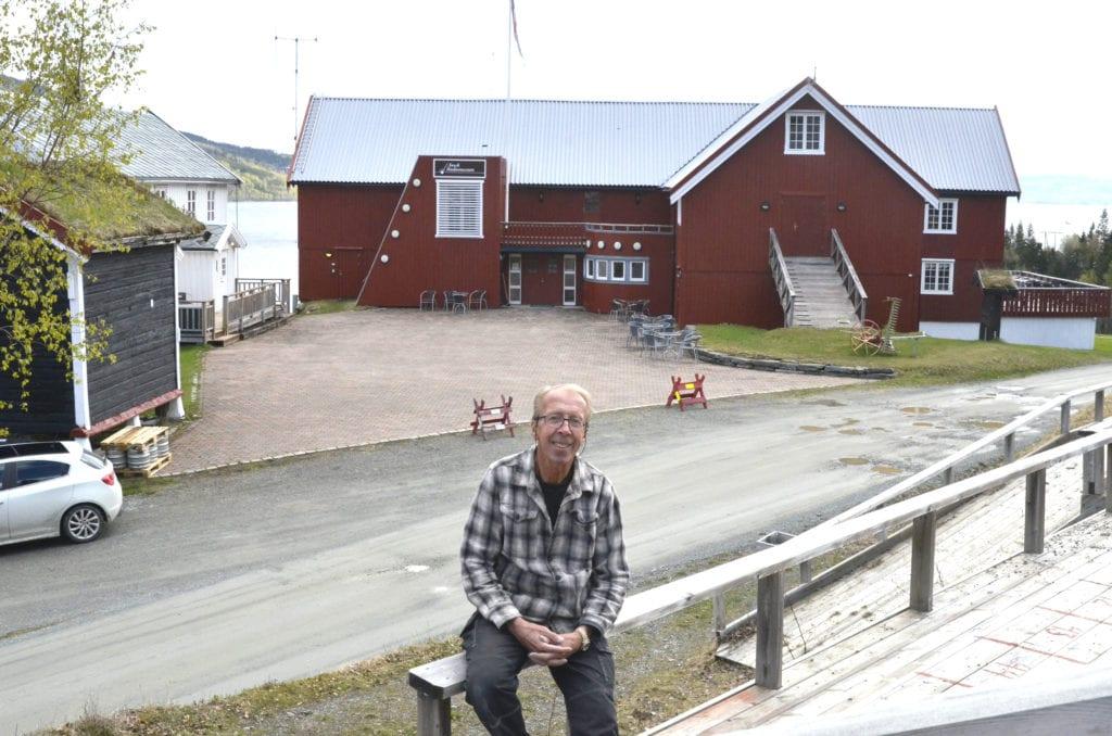 På Norsk Radio-og Fjernsynsmuseum i Sjøbygda velger de å være optimister, og planlegger for en tilnærmet normal sommersesong. Foto: arkiv.