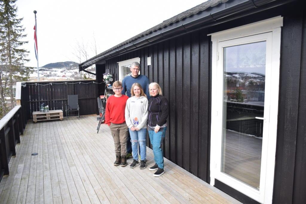 Familien Dahlstrø Paulsen