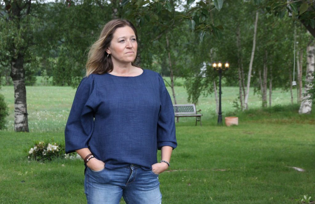 Endelig skal Wanja Løvø stå på egne musikalske ben. I dag slippes debutlåten «No more time to dream».