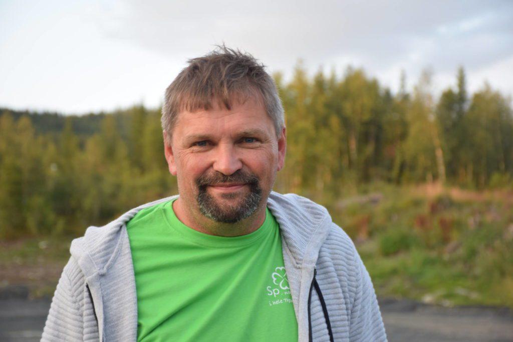 Jens Arne Kvello rekrutteringsbehov