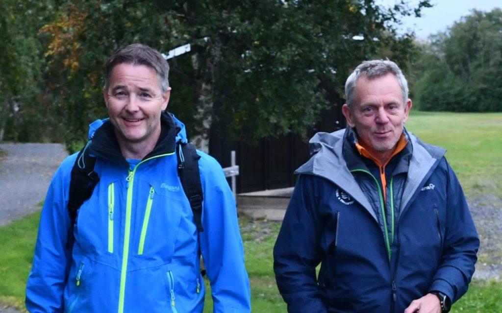 I fjor tok ordfører Ole Morten Balstad og daglig leder i Trondheimsregionens Friluftsråd, Knut Erling Flataker, oss med på tur på Selbustien. I år går turen rundt Østrungen.